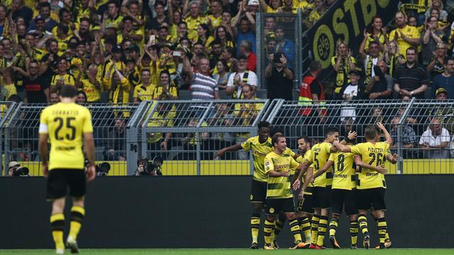 """Sammer vom BVB beeindruckt: """"War ein Ausrufezeichen"""""""