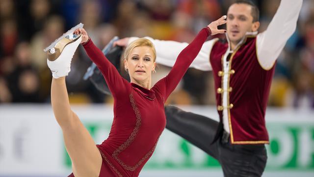 Paarlauf-Olympiasieger Wolososchar/Trankow beenden Wettkampfkarriere