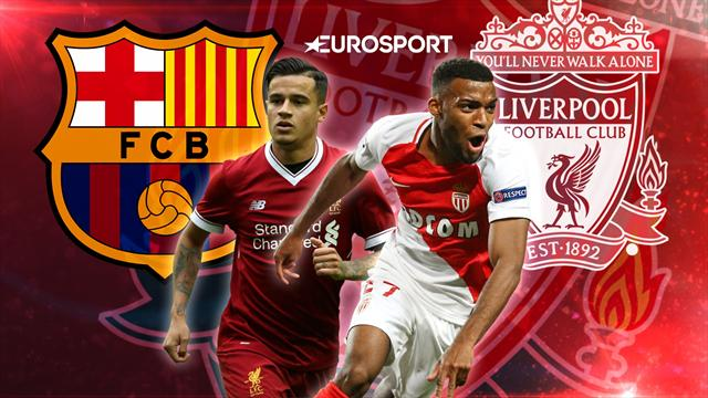 Euro Papers: Liverpool make sensational £66m Lemar offer. Does this mean Coutinho is leaving?