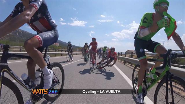 VIDEO - WATTS! Scherma, Porsche Supercup, MLS e Vuelta: il meglio e il peggio del weekend