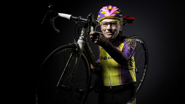 À 106 ans, Robert Marchand prend sa retraite