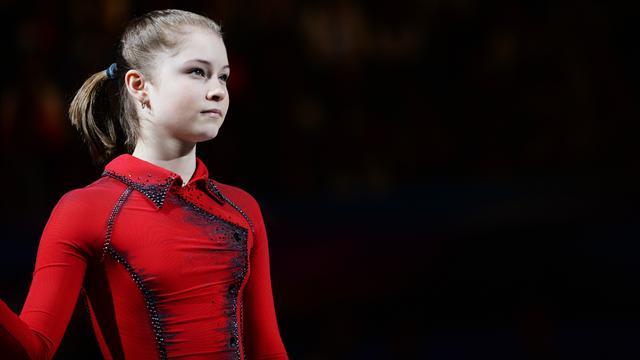 Липницкая отказалась комментировать информацию о завершении карьеры