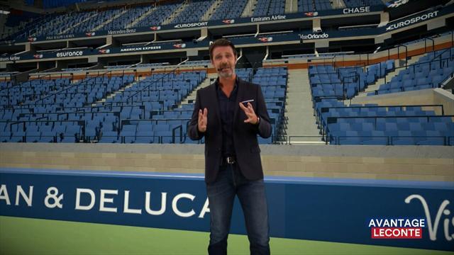 The Coach : Le service, une arme au coeur du duel entre Sharapova et Halep