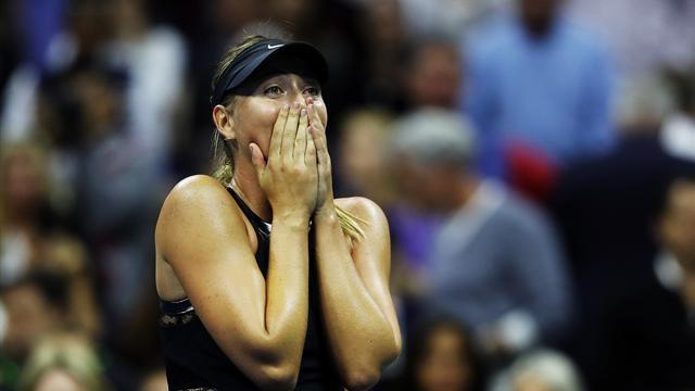 Ritorno col botto per la Sharapova