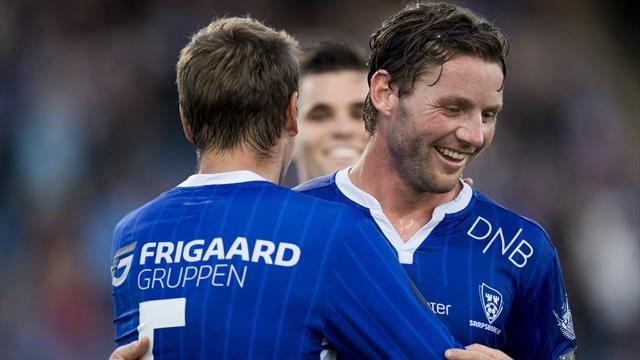 Nordmann jakter toppscorertittelen i dansk fotball: – Det har vært en del rykter