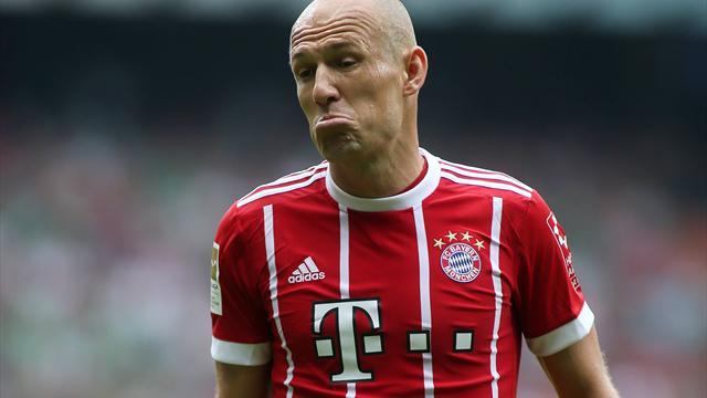 """Robben: """"90 Minuten spielen, warum nicht?"""""""