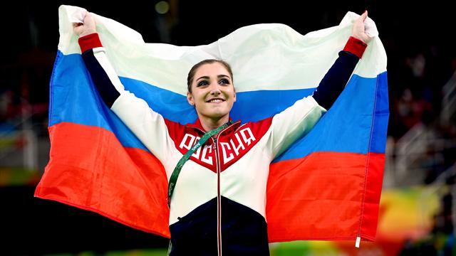 Алия Мустафина возвращается вспорт после рождения ребенка