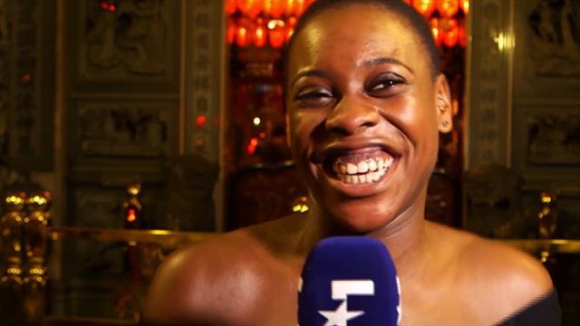"""Speed-Interview mit Fechterin Epée: """"Filmrolle? Psychopathin!"""""""