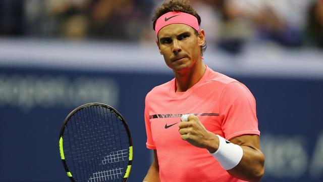 Nadal a démarré piano puis a mis le turbo : Les temps forts de sa victoire