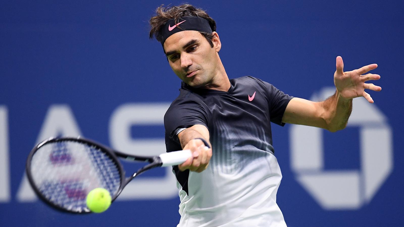 US Open 2017: Roger Federer fights back to level against ...