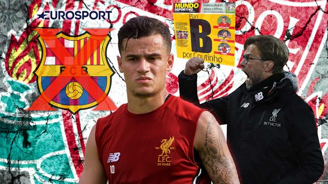 Euro Papers: Coutinho stays! Barcelona give up and move on to unlikely target