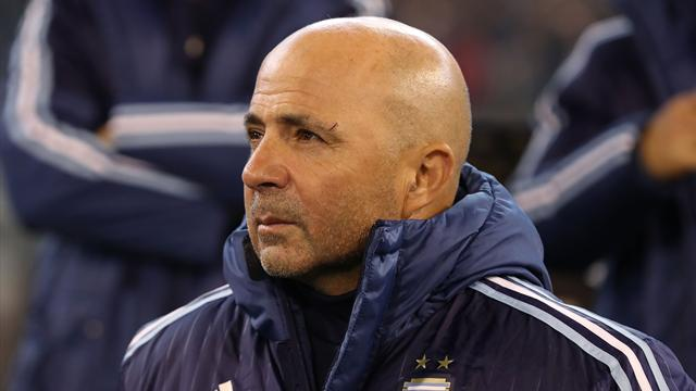 Sampaoli, le Messie de l'Argentine ?