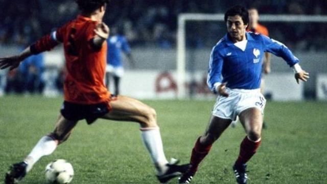 En 1981 face aux Pays-Bas, un tournant dans l'histoire des Bleus