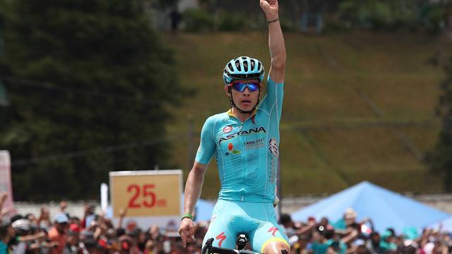 Гонщик Astana Pro Team выиграл 11-й этап