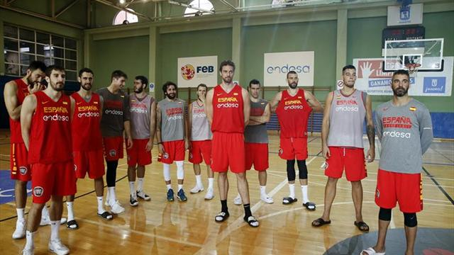 España, Serbia, Francia, Lituania y Turquía, quinteto de aspirantes
