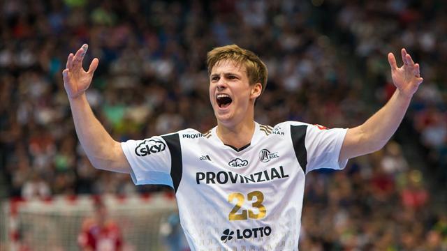 Rekordmeister THW Kiel startet überzeugend