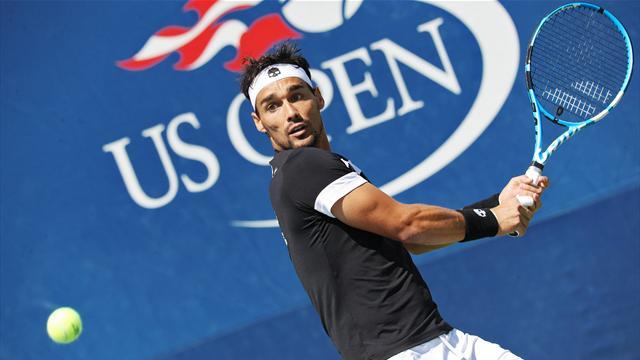 Travaglia eroico, Fognini sconfortante: paradosso italiano agli US Open