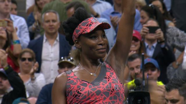 Pas d'exploit pour Dodin, éliminée par Venus Williams