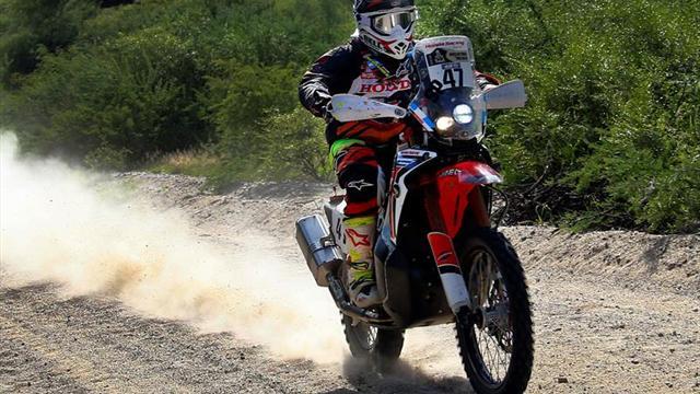 Benavides en las motos y Terranova en los autos tiñen de albiceleste la competencia