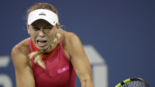 Dansk yndling på hodet ut av US Open