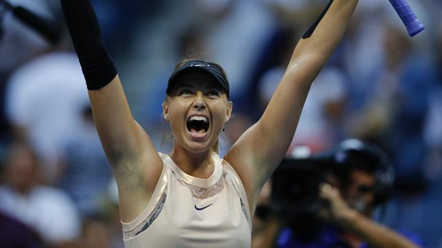 Шарапова отыграла 34 позиции в рейтинге WTA, не добрав 3 строчки до топ-100