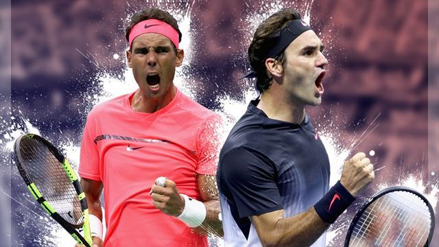 Nadal - Federer, la lutte à distance pour le pouvoir