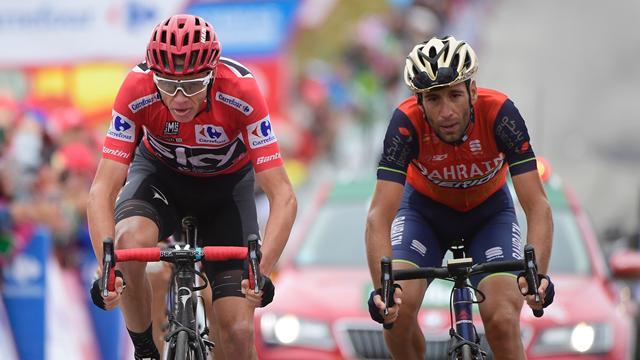 Armée s'impose, Froome reprend de l'avance — Vuelta