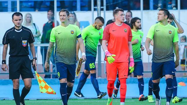 МосковскийФК «Арарат» подал объявление вполицию на прежнего президента клуба Оганесяна