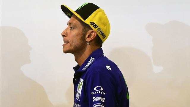 Rossi discharged from hospital