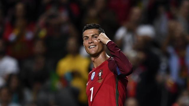 Salah marque, Ronaldo lui répond avec un doublé et sauve le Portugal