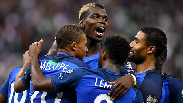 """""""L'identité de jeu de l'équipe de France, c'est de ne pas en avoir"""""""