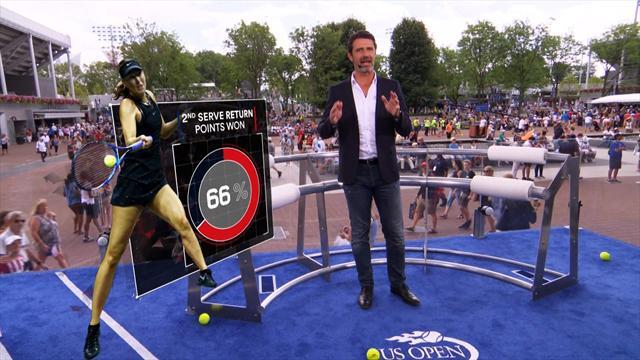 The Coach: Why returning has been key to Sharapova's return