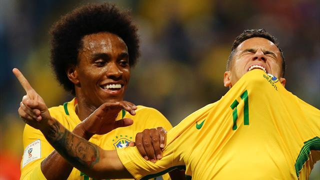 Gabriel Jesus, Coutinho, Firmino... Ce Brésil a l'accent anglais