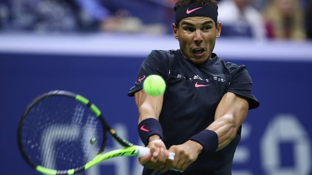 Slet seg videre i US Open