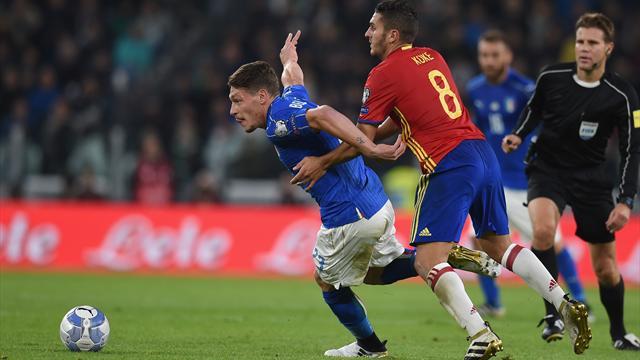 L'Italia sfida la Spagna: Mondiali in palio