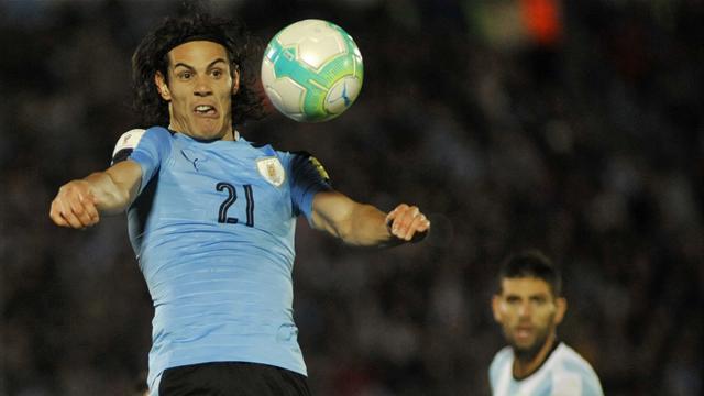 Луис Суарес еще может сыграть вматче Уругвай— Аргентина