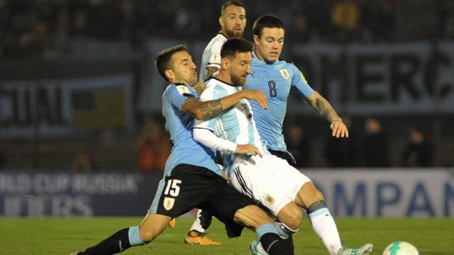 L'Argentine patine encore, le Brésil poursuit sa course en tête