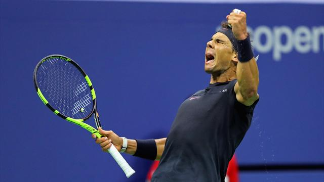 Nadal recovers from early setback to oust Daniel