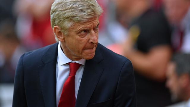 Wenger 'always happy' at Arsenal after United link surfaces