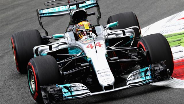 Gran Premio de Italia 2017: Bottas manda en Monza y Alonso, octavo a rebufo