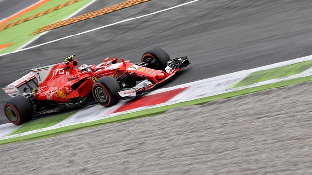 Formula 1'de sıradaki durak Monza