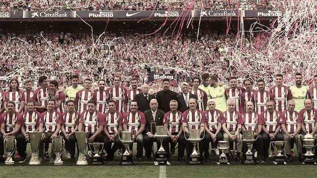 Emotivo vídeo del Atlético de Madrid al socio número 1