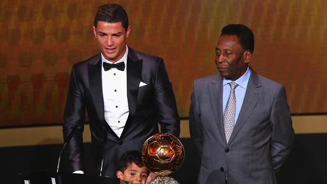 ⚽📊 ¿Messi o Cristiano? Pelé se posiciona por el mejor futbolista del mundo ¿Y tú?