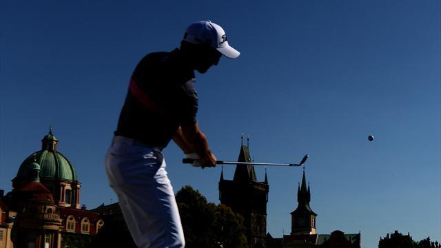 Europa-Tour: Regenabbruch in Prag - Kaymer beendet zweite Runde schwach