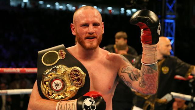 George Groves credits Shane McGuigan with inspiring happiest period of career