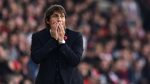 Big-spending rivals are making it hard for Chelsea, says Conte