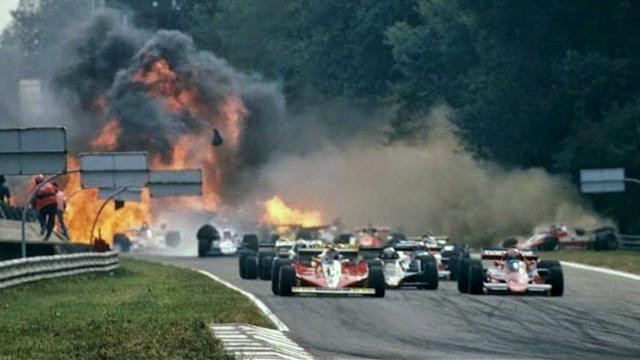Champions dans la tragédie, F1 en looping, doublé Ferrari : malédictions et miracles à Monza
