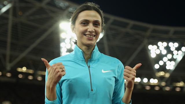 Прыгунья Ласицкене одолела в18-й раз подряд, выиграв Финал Бриллиантовой лиги