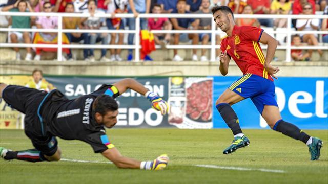 U.21: Spagna-Italia 3-0 in amichevole