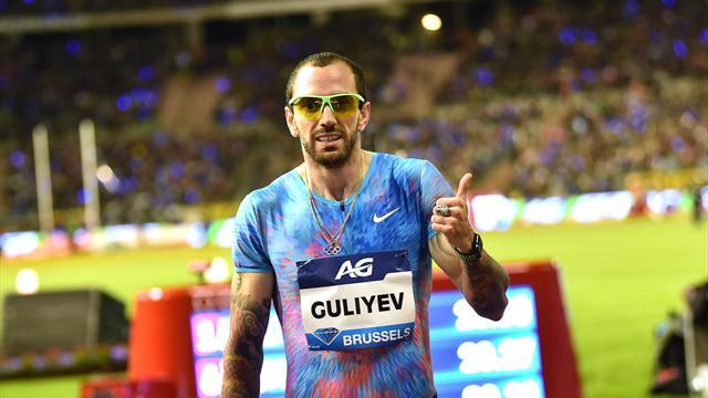 Ramil Guliyev, Monaco'da piste çıkacak